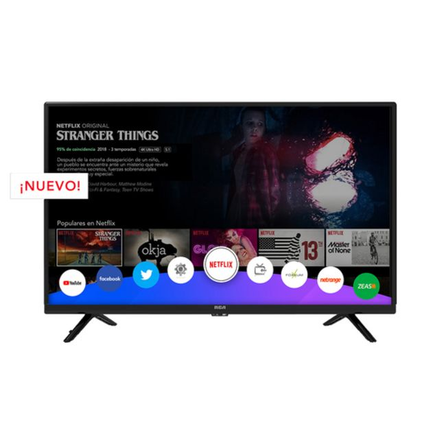 "Oferta de SMART TV ""39 RCA HD ... por $36897"