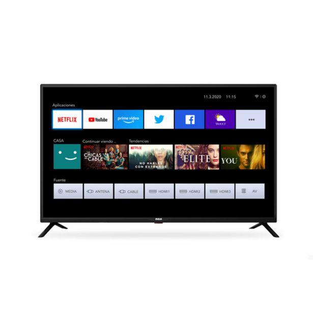 """Oferta de SMART TV 43"""" RCA  XF... por $38999"""