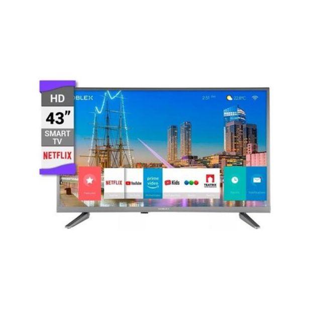 Oferta de SMART TV 43 NOBLEX D... por $39059