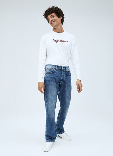 Oferta de ALFIE REGULAR FIT REGULAR WAIST JEANS por $10300