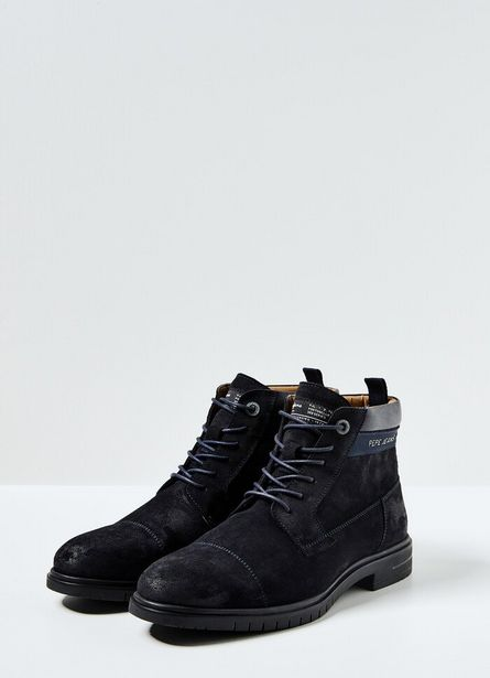 Oferta de THOMAS SPLIT LEATHER ANKLE BOOTS por $8800