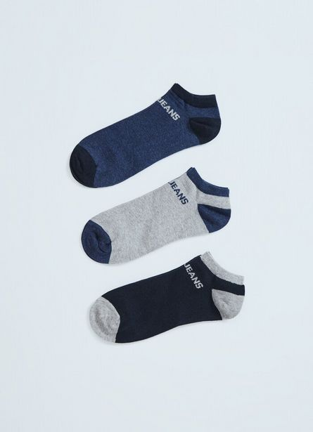 Oferta de ANTHONY 3 PACK SOCKS por $1350