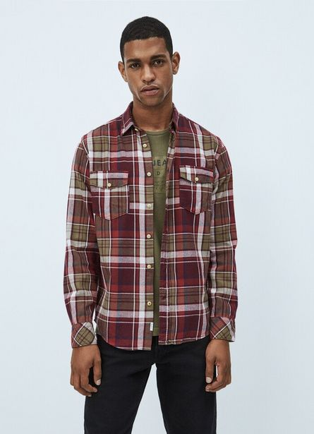 Oferta de CHESTER CHECKED SHIRT por $5900
