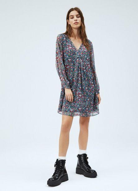 Oferta de COURTNEY FLOWER PRINT SHORT DRESS por $8550