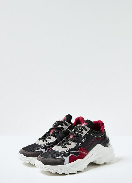 Oferta de ECCLES MAXI SOLE SNEAKERS por $6950