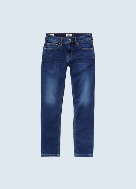 Oferta de FINLY SKINNY FIT LOW WAIST JEANS por $4450