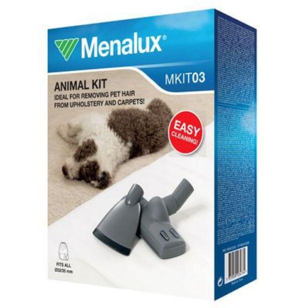 Oferta de Boquillas Para Aspiradoras – AnimalKit MKIT03 – Ideal para Mascotas por $999