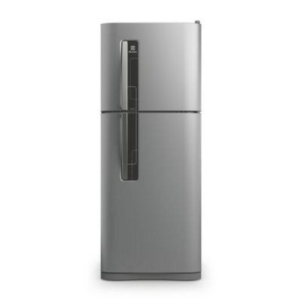 Oferta de Heladera No Frost Electrolux DFN3000P Plata 265lts por $58899
