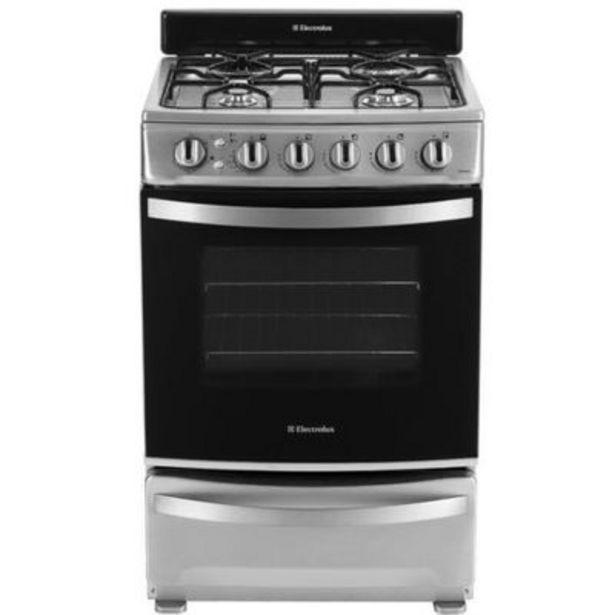 Oferta de Cocina a Gas Electrolux EXMR856 Inox por $52399