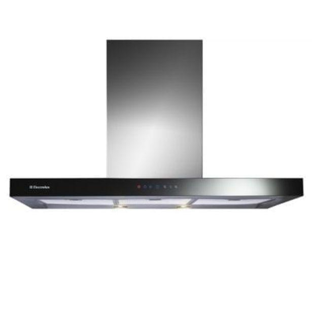 Oferta de Campana Electrolux 90ct 90cm Ancho Inox/touch 3 Velocidades por $42099