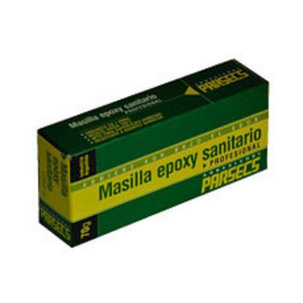 Oferta de Masilla Epoxy Sanita Prof 70 Gr por $239