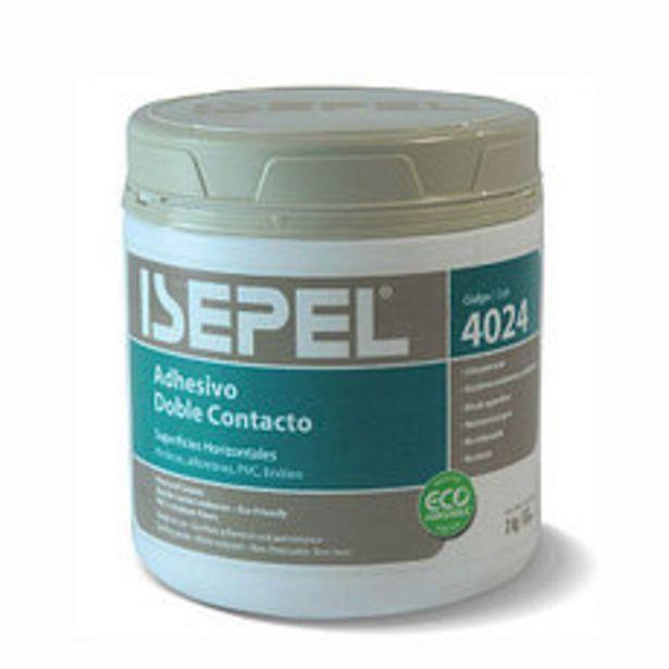 Oferta de Isepel 4024 Adhesivo Doble Contacto Eco 2Kg por $2435