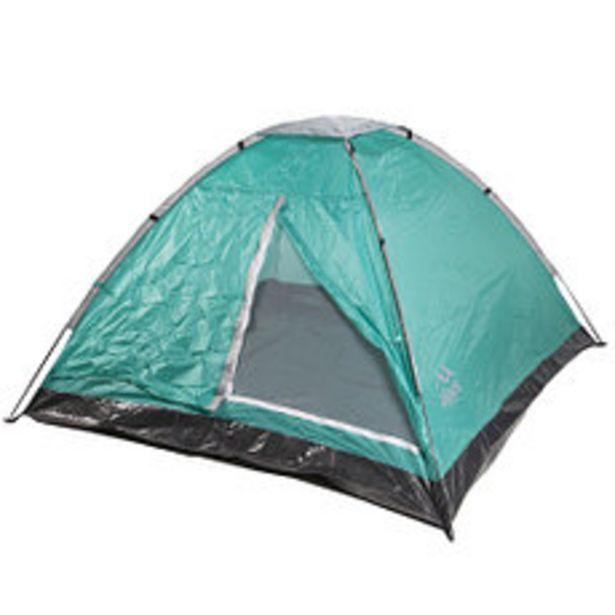 Oferta de Carpa 4P Dome Azul Galapagos 210X210X130 por $4290