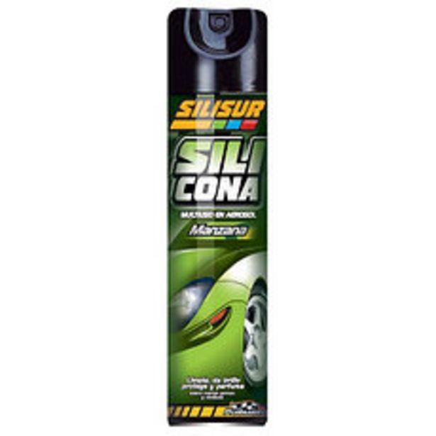 Oferta de Silicona Aerosol Manzana X260Grs Silisur por $415