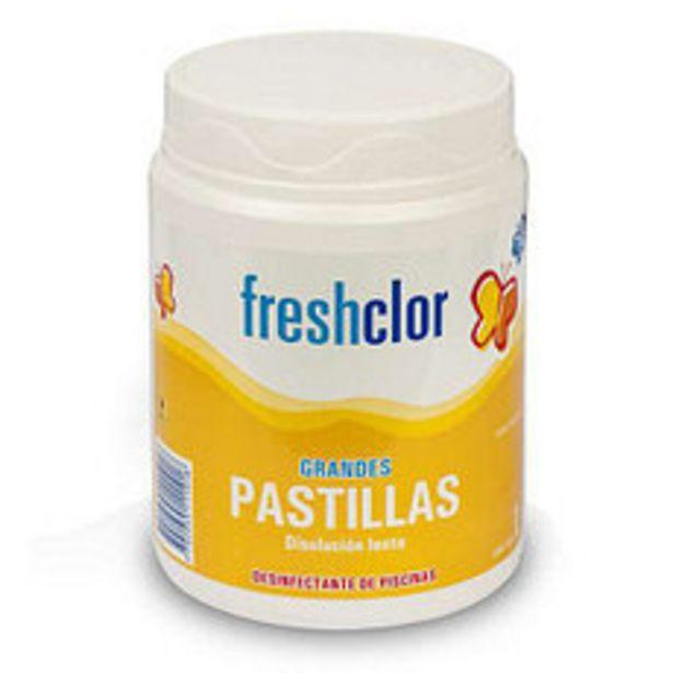 Oferta de Cloro Freshclor Pastillas Gran 200Gr 1Kg por $999