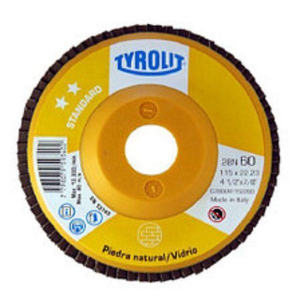 Oferta de Disco Flap 115 Mm. Para Piedra Tyrolit por $204