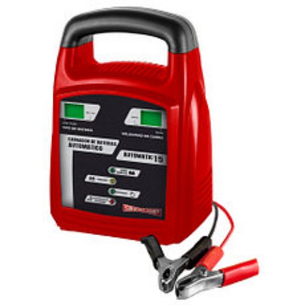 Oferta de Cargador Bateria Auto 12 Amp Sincrolamp por $6196,5