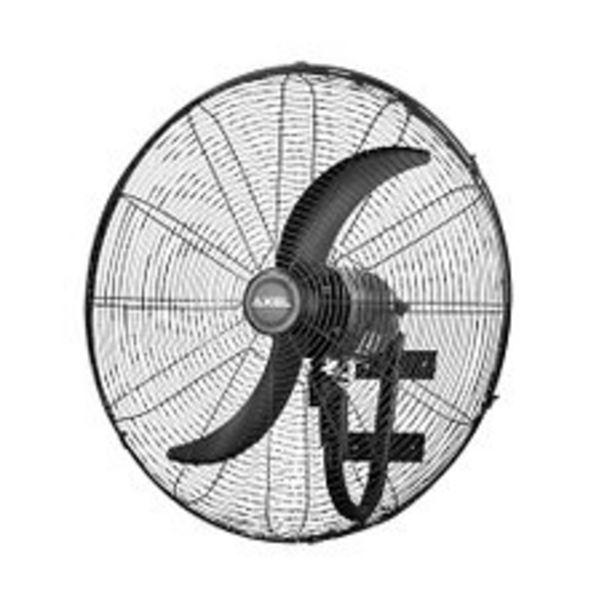 Oferta de Ventilador De Pared Axel 30 Pulgadas Negro por $9350