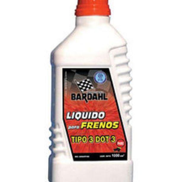 Oferta de Liquido De Frenos Dot-3 Bardahl 1 Lt por $680