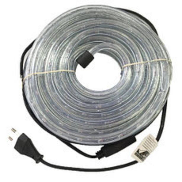Oferta de Luces Manguera Blanca 10MT por $2800