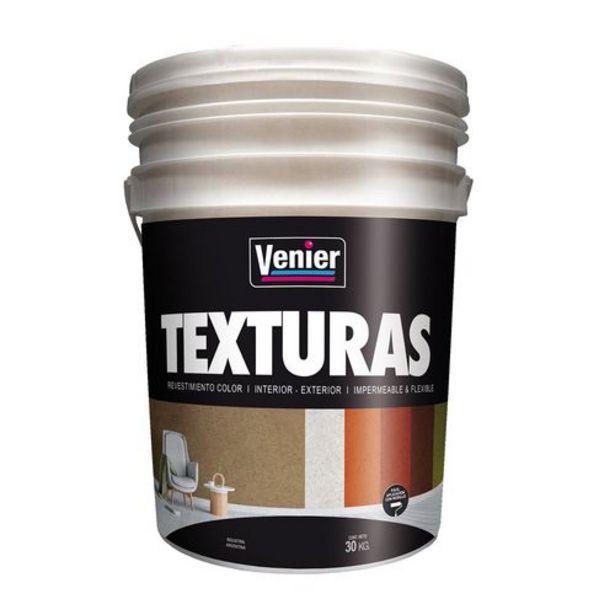 Oferta de Revestimiento Texturado Venier Beige 30 Kg por $7429,5