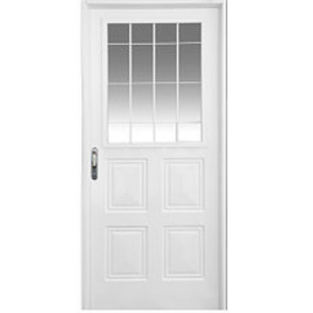 Oferta de Puerta 80x200 Cm. Chapa Simple Derecha por $10255