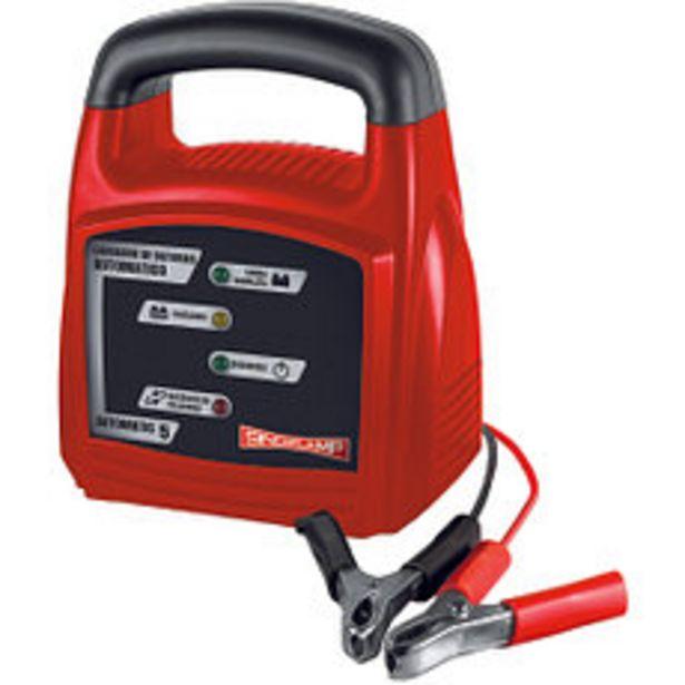 Oferta de Cargador De Bateria Auto 4Amp Sincrolamp por $3782,5