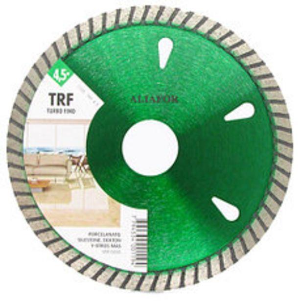 Oferta de TRF-4.5/Disco Diamantado 115 Mm. Corte Porcelanatos por $1795,5