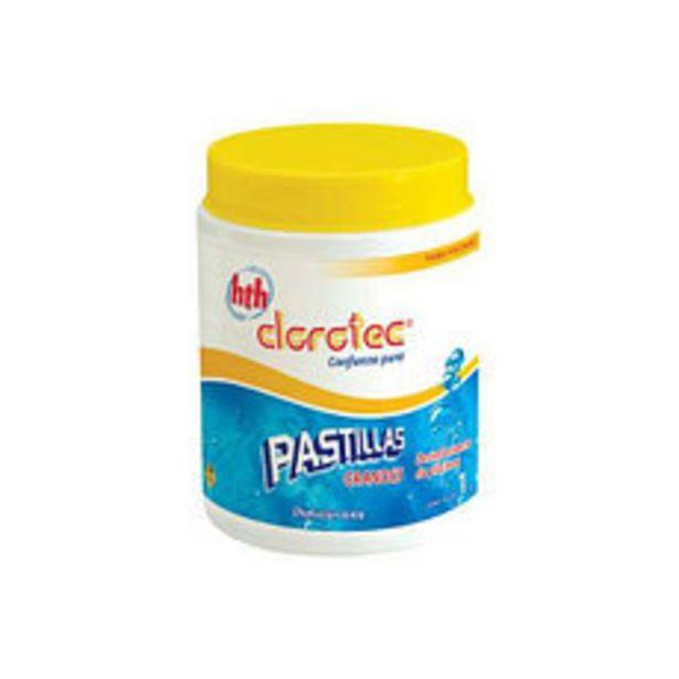 Oferta de Cloro Pastillas Grandes 1Kg Clorotec por $1147,5