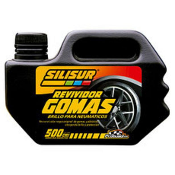 Oferta de Renovador Gomas Liquido x 500 Cc Silisur por $150