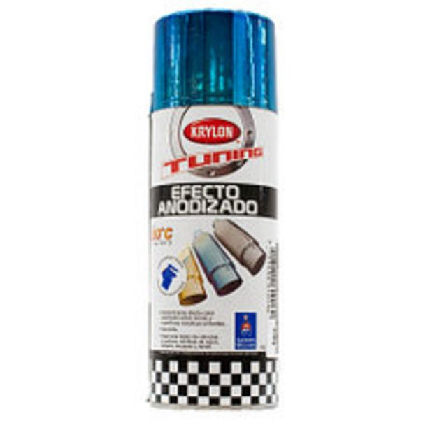 Oferta de Aeros Krylon Tuning Efecto Anodizo Azul 310Gr por $1180