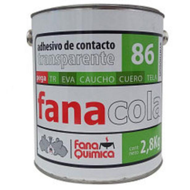 Oferta de Adhesivo De Contacto Transparente 2.8Kg por $4335