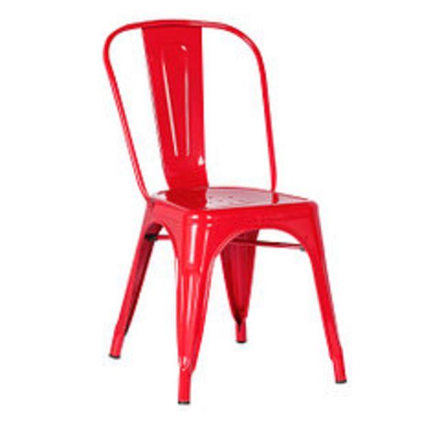 Oferta de Silla Spot 45x54x84 Rojo por $5601,5