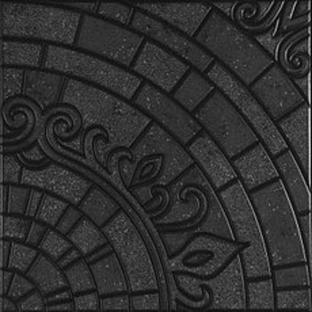 Oferta de Piso Cerámico Terra Pizarra 45x45cm por $1496,64