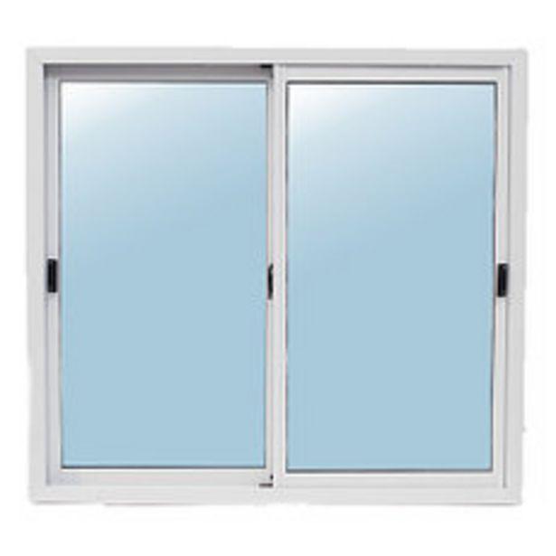 Oferta de Ventana 120x110 Cm. Aluminio Herrero Blanca por $13195