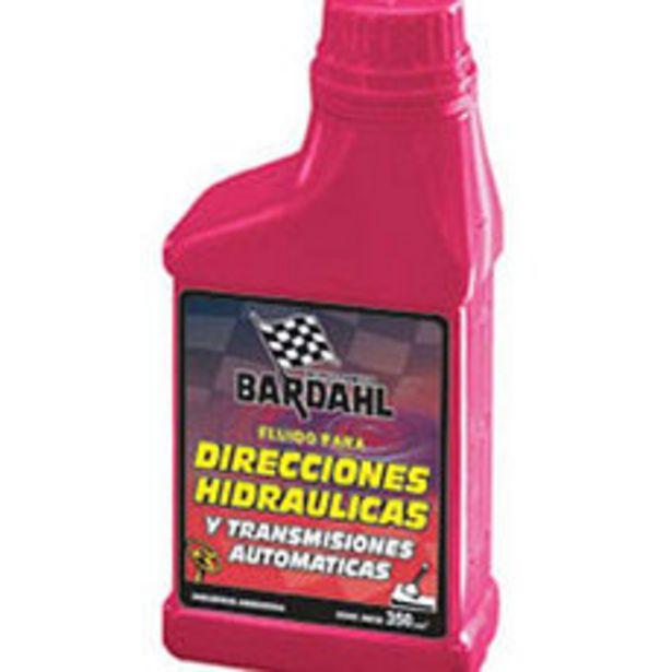 Oferta de Aditivo para Dirección Hidraulica Bardahl 350 Cc por $248