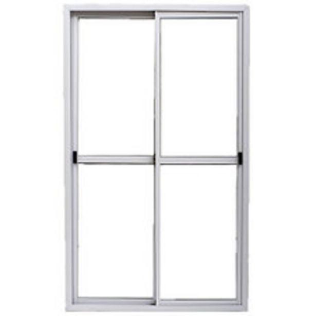 Oferta de Ventana 180x200 Cm. Aluminio Herrero Blanca por $24795
