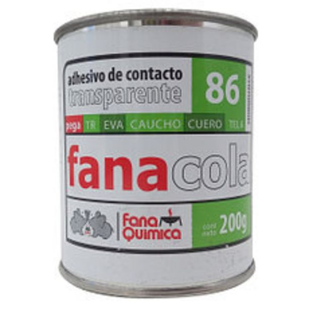 Oferta de Adhesivo De Contacto Transparente 200Gr por $540