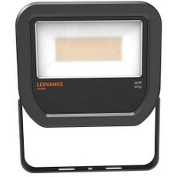 Oferta de Reflector Led L. Calida 50W Negro Ledvance por $3296,25