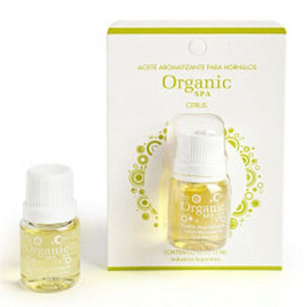 Oferta de Aceite Aromatizante Citrus por $153,3