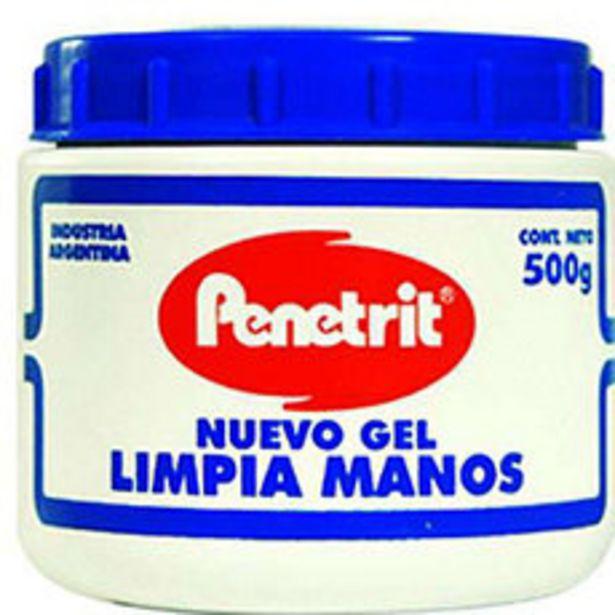 Oferta de Gel Limpiamanos Pote X 500 Grs Penetrit por $160