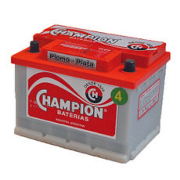 Oferta de Bateria Tipo 12-65 Champion por $11490