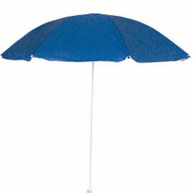 Oferta de Sombrilla De Caño  Playera Azul 1.8 Mts por $1011,5