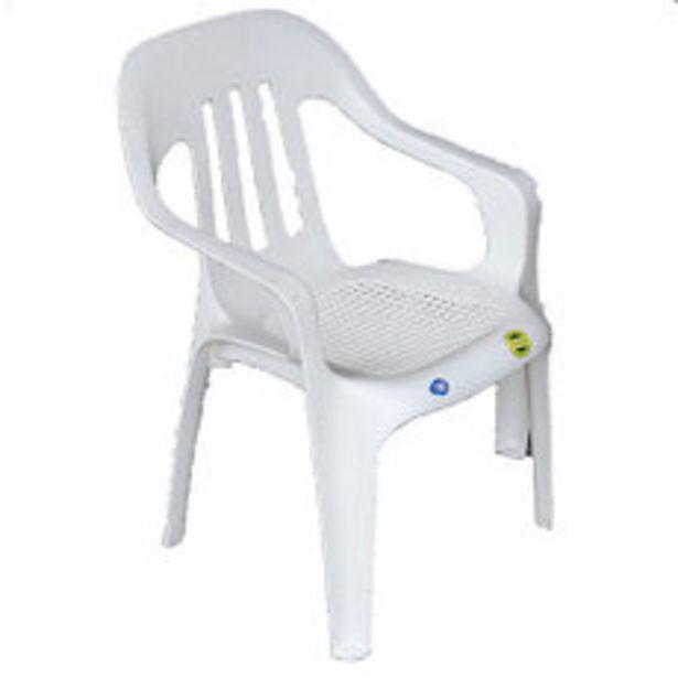 Oferta de Sillon Plastico Fiesta Blanco por $2304