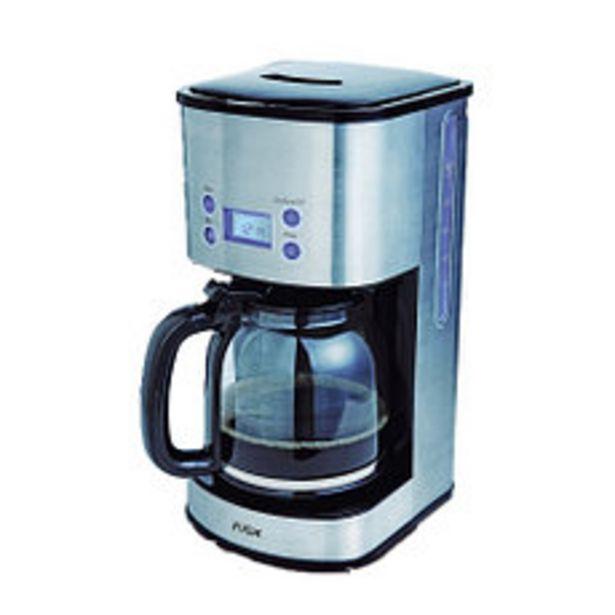 Oferta de Cafetera Nex por Goteo Inoxidable 1.5 Lts. CM3500 por $6500