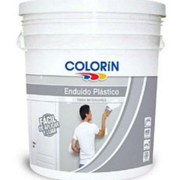 Oferta de Enduido Interior Colorin 4 Lts por $1030