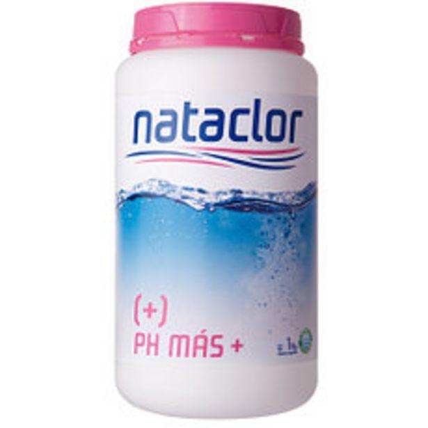 Oferta de Regulador De Ph Mas 1Kg Nataclor por $849,15