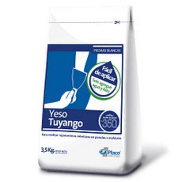 Oferta de Yeso Tuyango 3.5 Kg. por $245