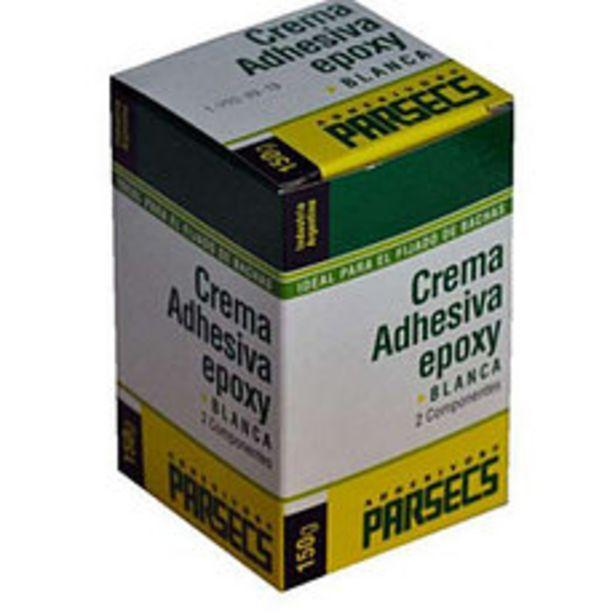 Oferta de Adhesivo Epoxy Blanco Parsecs 150 Grs por $765