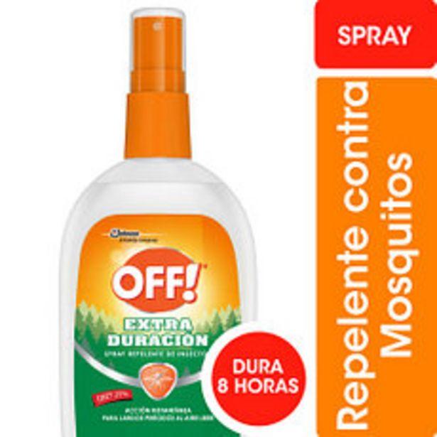 Oferta de Off Extraduracion Spray 200G por $319